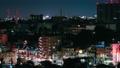 東京郊外夜景タイムラプス 82711350