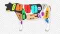ズームインする牛の部位 82978686