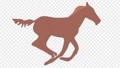 左から右へ移動する馬 82978688
