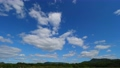 High-quality 4K time lapse blue sky and cloud flow perming4K211018 Video material 83178390